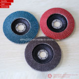 150*22mm P60 Zirconia Abrasives Flap Disk (VSM ZK765X)