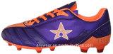 Chaussures du football du football avec TPU Outsole pour les hommes
