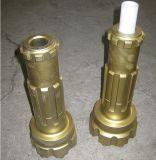 Bits de broca médios e elevados da pressão de ar DTH para o martelo