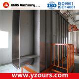 Polvere Coating Cabinet per Aluminium Profiles