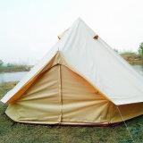 Sommerferien-im Freien kampierendes Rundzelt