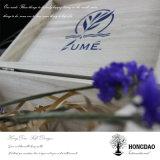 Hongdao kundenspezifisches umweltfreundliches hölzernes Geschenk-Verpackungskiste Wholesale_L