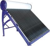 統合的な非圧力太陽水暖房装置