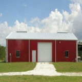Edificio Pre-Dirigido de la estructura de acero para la aplicación industrial