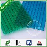 Gekleurd Kristal Berijpt van het Polycarbonaat Multiwall PC- Blad voor Decoratie