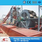 Lavadora de areia de roda de alta eficiência