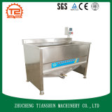 Friteuse et machine profondes semi-automatiques de faire frire pour la transformation des produits alimentaires Zyd-S10