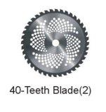 Лезвие зубов