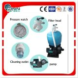 Фабрика Directly Sell Fibreglass Home Use Swimming Pool Water Sand Filter с Pump,
