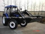 Трактор с передним затяжелителем и 4 в 1 ведре для Австралии