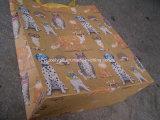 Grand réutiliser &#160 ; Sac amical de papier d'Eco emballage de sac de cadeau de papier de Brown emballage