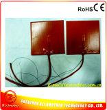 riscaldatore del riscaldamento della gomma di silicone di 200X200mm 12V 220W per le basi Heated della stampante 3D