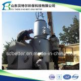 Élément d'incinération de déchets solides, machine de traitement des déchets, incinérateur