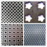 Décoration métal perforé Mesh / Feuille Plafond / Filtration / Sieve / Revêtement mural / Isolation acoustique