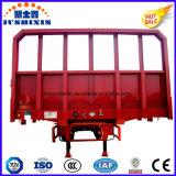 Aanhangwagen van de Vrachtwagen van de Lading van de Omheining van 3 Assen BPW van Jushixin van de fabrikant Best-Selling Semi voor Verkoop