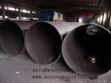 Caldo Q235 tuffato galvanizzato intorno ai tubi d'acciaio per industria chimica