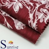 Tissu en nylon de jacquard de Spandex de coton (SRSCNSP 069)