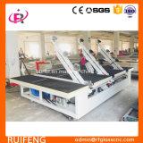 CNC 기계장치 접촉 스크린 유리제 절단 기계장치