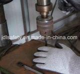 Анти--Отрежьте упорную перчатку работы с нитрилом Sandy (K8083-18)