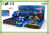 販売のためのKaiqiの球のプールの屋内運動場、屋内海の運動場の/Kidsの柔らかい屋内運動場、Residentional領域