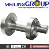 SAE1045 Forja Eje de acero con mecanizada Tamaño