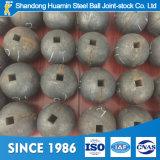 工場直売20mm-150mmは鉱山機械のための鋼球を造った
