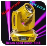 Nuevo Thor-10r 280W Stage Beam Spot Wash 3in1 Moving Head Light