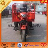 Nuovo Three Wheel Gas Motored Motorcycle per Heavy Work