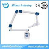 Mikroprozessor-Steueran der wand befestigtes zahnmedizinisches Röntgenstrahl-Gerät
