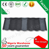 Feuille enduite de toiture de toiture de pierre durable légère de matériau