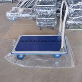 高品質150kgs容量の折るプラットホーム手トラック(pH1501)