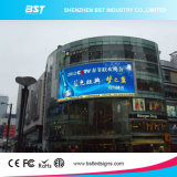 P8 HD SMD 3535 Outdoor Curved LED Screen 1r1g1b voor Winkelcomplex