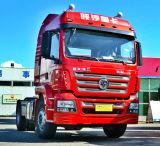 SHACMAN de Vrachtwagen van de Tractor van het transport 6X6