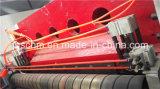 Maquinaria de la hoja caliente de la estera/máquina de sellado y que cortan con tintas