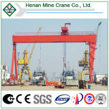 10t, 20t, 30t, 50t Gantry Crane Rail Mounted Type (magnesio)