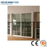 Сделано в двери сползая стекла PVC строительного материала конструкции Китая