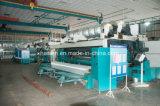 Горячая продавая двухосная термостабильная стеклоткань Geogrid 100kn/M2