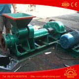 Convertidor de alta proporción de polvo de carbón extrusora de la máquina