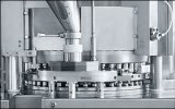 Machine à grande vitesse Gzpl370 de presse de tablette