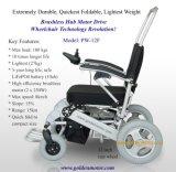 10mal längere Lebensdauer- Strom-Rollstuhl
