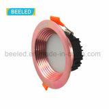 LED 아래로 가벼운 천장 빛 5W는 Wtihe 프로젝트 상업적인 LED Downlight를 냉각한다