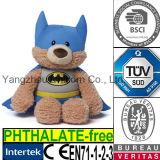 아기 선물 연약한 박제 동물 가면 장난감 곰 견면 벨벳 장난감