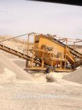 Chaîne de production de pierre de sable de qualité dispositif trembleur de tamis à vendre