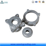 Pezzo fuso di investimento del acciaio al carbonio di alta precisione dell'OEM per i pezzi meccanici con l'iso