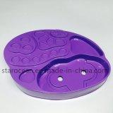 PP palet de plástico con la impresión