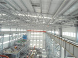 Costruzione del metallo del gruppo di lavoro della struttura d'acciaio di alta qualità dalla Cina