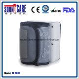 Moniteur de pression sanguine de Black/OEM avec la manchette rigide (BP60CH)
