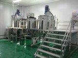 El tanque de mezcla de la mezcla eléctrica de la calefacción para el cosmético