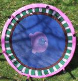 卸し売り小型トランポリンの楽しみの子供のための屋内屋外ゲーム