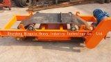 Rcdd - tipo di raffreddamento separatore elettromagnetico di auto di scarico automatico del ferro